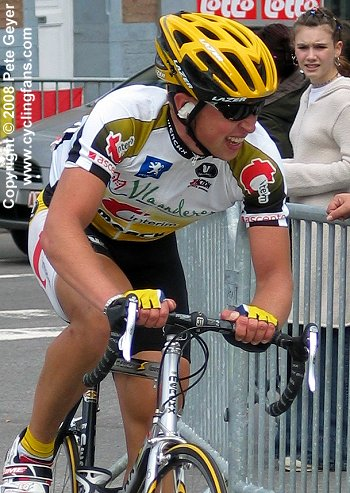 2003 Tour of Belgium, Stijn Devolder