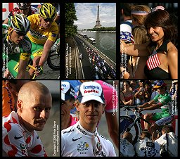 2006 Tour de France, Stage 20 Paris photos (in the Photo galleries section)