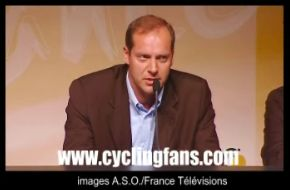2007 Tour de France presentation video