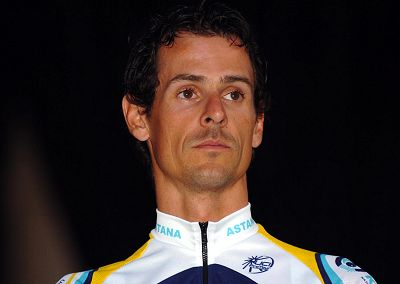 2008 Tour of Italy Teams Presentation:  Andreas Kloden (Astana)