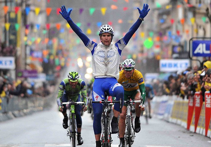 2008 Paris-Nice Stage 2 - Steegmans wins again