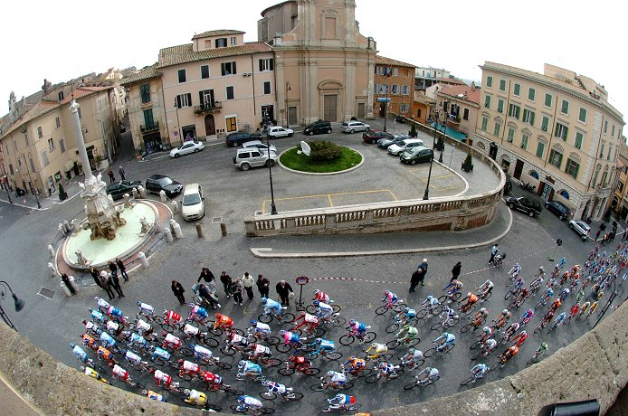 2008 Tirreno-Adriatico Stage 1