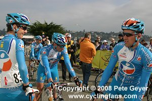 Bouygues Telecom at the 2008 Tour of California