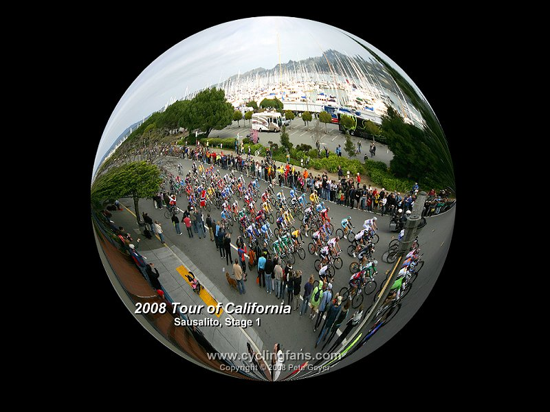 2008 Tour of California wallpaper