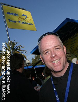 Anthony McCrossan, cycling.tv