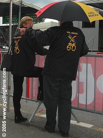 Axel Merckx fans, Tour of Belgium