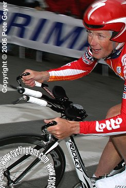 Chris Horner (Davitamon-Lotto)