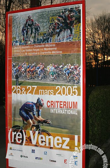 2005 Criterium International poster