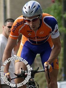 Denis Menchov, Rabobank, 2005 Dauphine Libere prologue