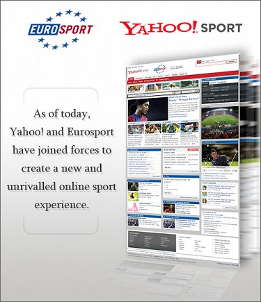 Yesterday, we received the following email from EUROSPORT regarding ...