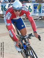 Fabian Cancellara, 2003 Grand Prix des Nations