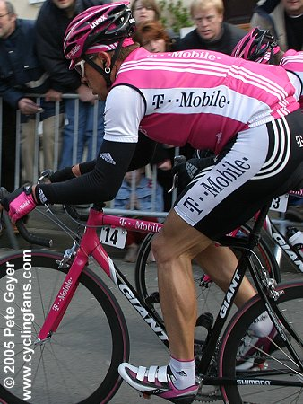 Jan Ullrich at the 2004 Circuit Sarthe race