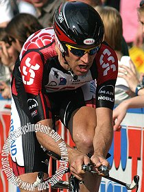 Jens Voigt (Team CSC), 2006 Tour of Italy
