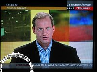 Christian Prudhomme on L Equipe TV