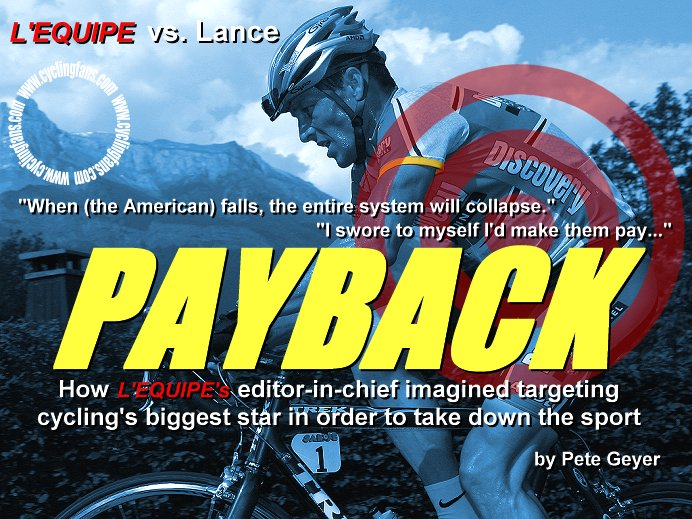 LEquipe vs. Lance: Payback