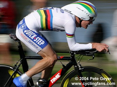 Michael Rogers, 2004 GP des Nations