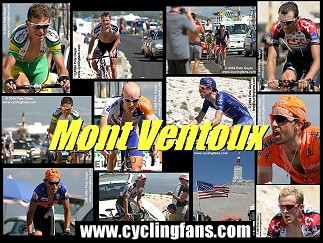 Mont Ventoux collage