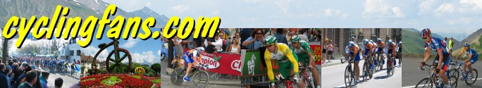 Click to go to the cyclingfans.com home page