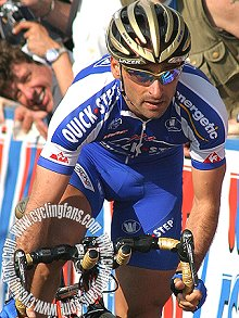 Paolo Bettini (Quick Step)