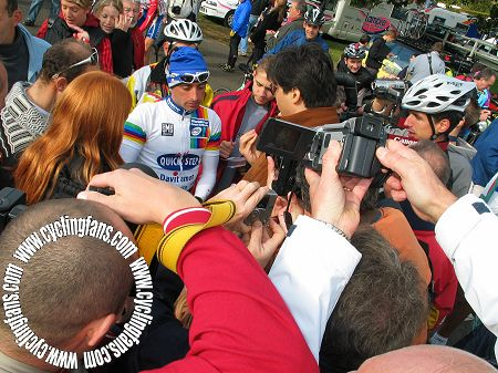 Paolo Bettini, 2003 Paris-Tours