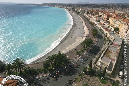Paris-Nice arrives in....Nice.