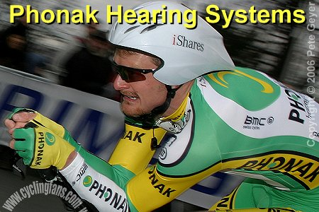 Phonak Hearing Systems, 2006 Tour de France