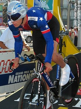 Steven Cozza, 2003 Grand Prix des Nations