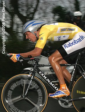 Thomas Dekker (Rabobank), 2005 Criterium International