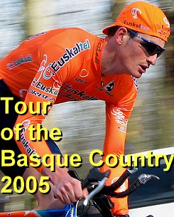 Tour of the Basque Country 2005