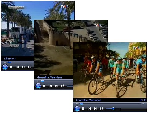 2007 Vuelta Valencia live video streaming